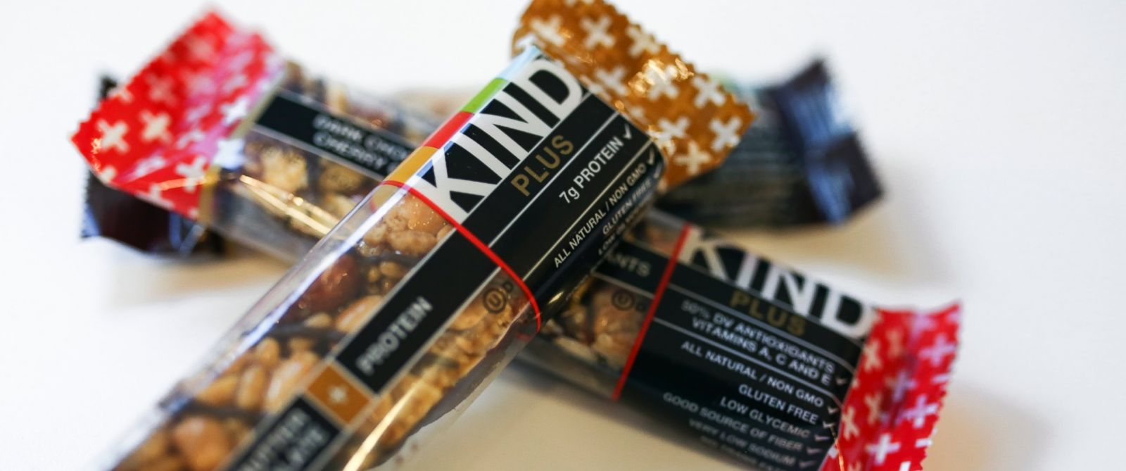 "PHOTO: The FDA sent KIND Healthy Snacks a warning letter, stating that several of its bars bear labels that dont comply with FDA standards, making claims like, ""healthy"" ""no trans fats"" and ""plus"" without meeting the requirements to do so."