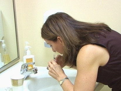 Robin says nasal irrigation can relieve headaches, allergies and colds.
