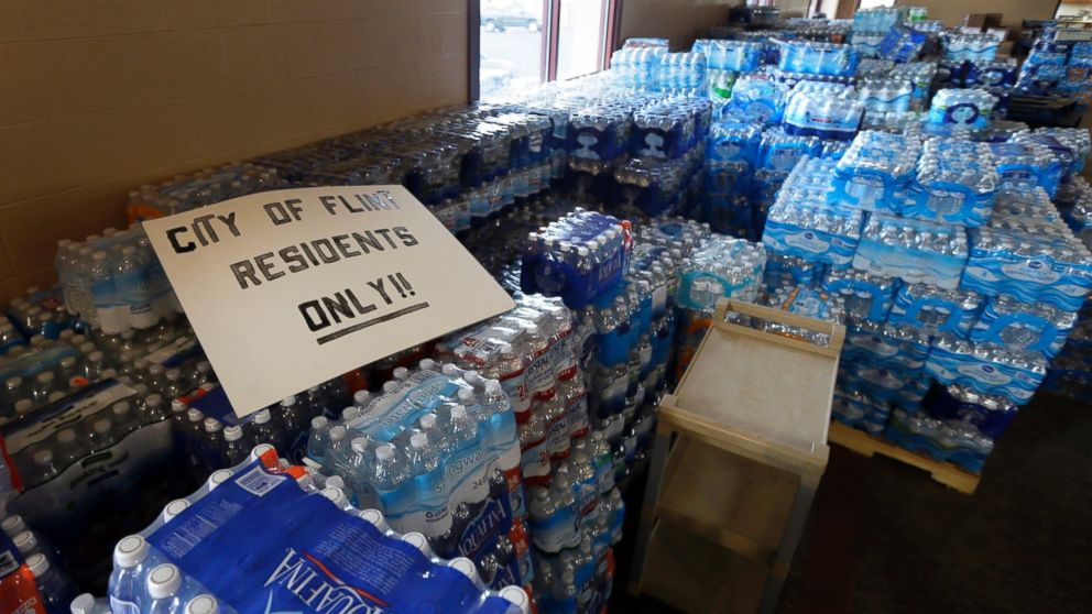 Four More Officials Charged With Felonies in Flint Water Crisis Debacle