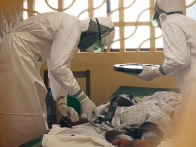 What Happens Once Ebola Patients Arrive in the US