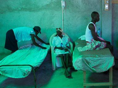 The UN's Role in the Devastating Cholera Epidemic in Haiti