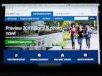 PHOTO: The HealthCare.gov 2017 web site home page as seen in Washington, Oct. 24, 2016.