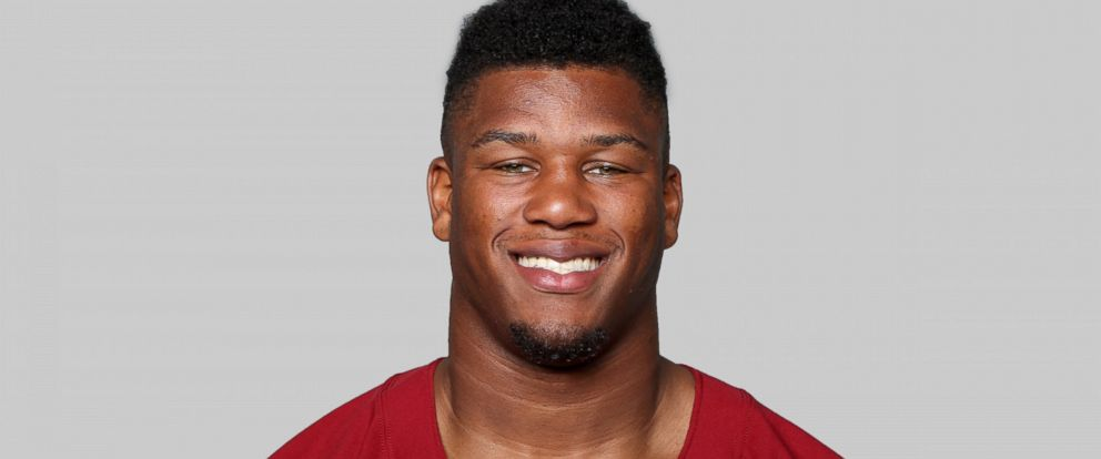 PHOTO: Adrian Robinson of the Washington Redskins NFL football team.