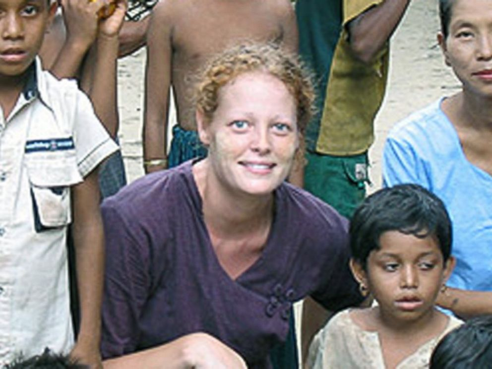 PHOTO: This undated image provided by University of Texas at Arlington shows Kaci Hickox.