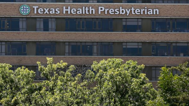 PHOTO: The Texas Health Presbyterian Hospital is pictured in this 2013 file photo.