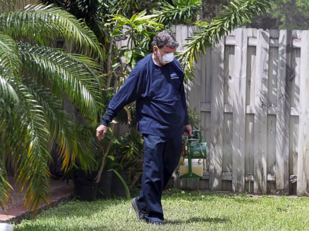 What to Know About First Local Zika Outbreak in Continental US