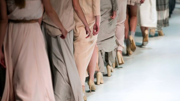 PHOTO: Models walk the runway during a fashion show, file photo.