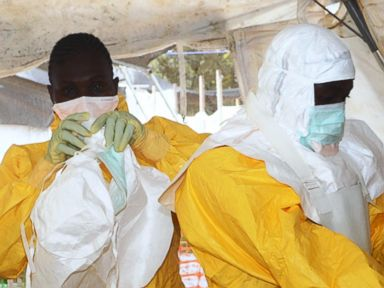 'Hero' Doctor Battling Ebola Spotlights Selflessness During Outbreak
