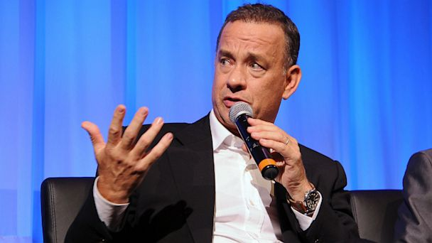 GTY Tom Hanks ml 131008 16x9 608 Tom Hanks Says Type 2 Diabetes Diagnosis Spurred Weight Loss