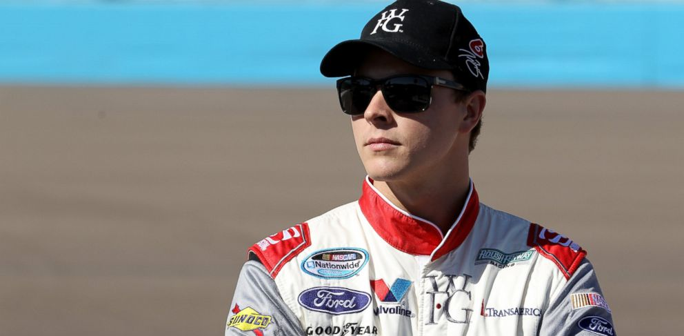 PHOTO:NASCAR driver Trevor Bayne, 22, was diagnosed with multiple sclerosis, but plans to continue racing.