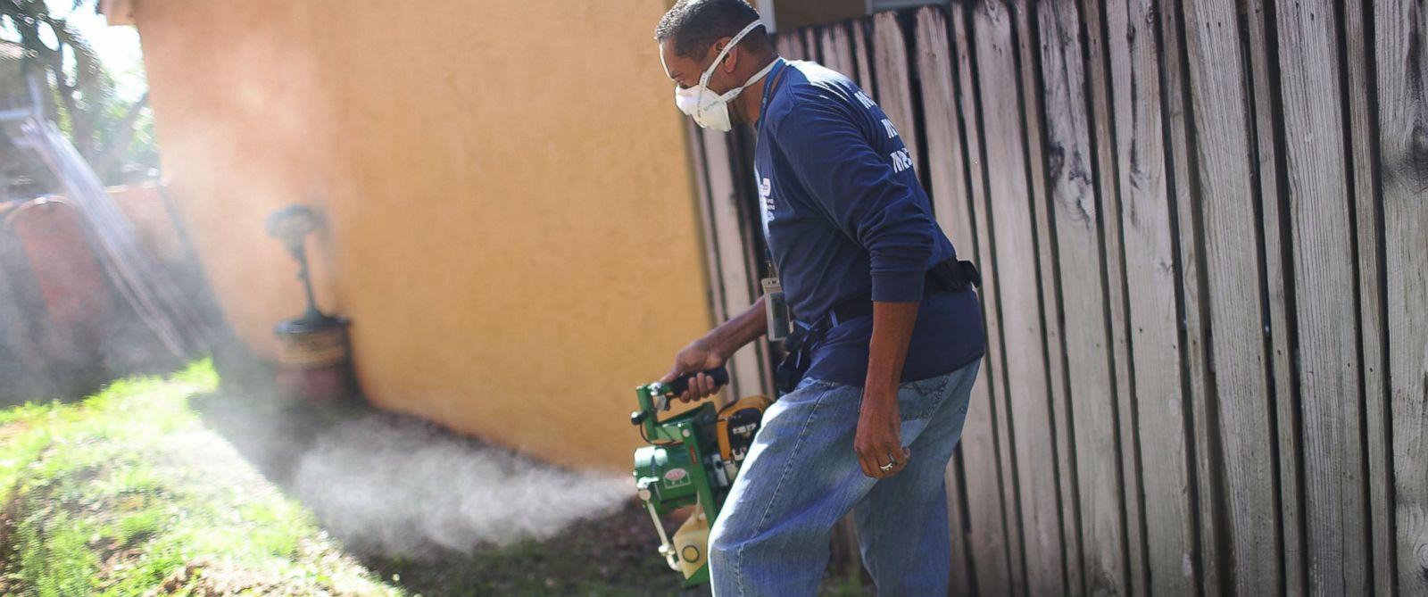 Good Morning America Zika Virus : Cdc issues travel warning for florida after zika virus