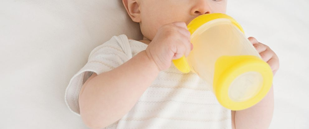 PHOTO: Bath toys and sippy cups are some of a toddlers favorite things, but with near constant exposure to a wet environment, just how clean are they?