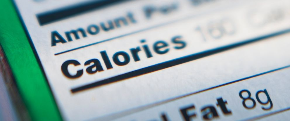 PHOTO: A close-up of nutrition information is pictured in this stock photo.