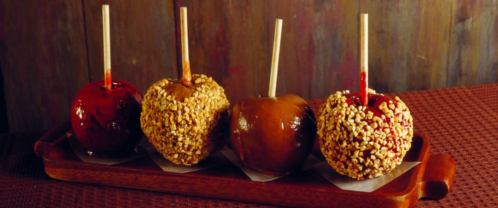 PHOTO: Researchers have discovered how the deadly bacteria listeria can grow on caramel apples.
