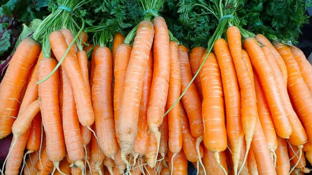 PHOTO: In this stock image, freshly grown carrots are pictured.