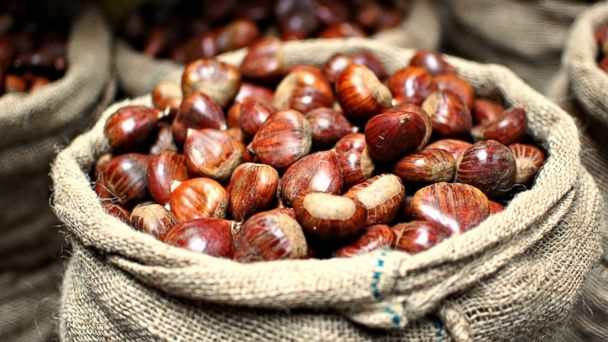 GTY chestnuts jef 131121 16x9 608 Instant Index: Handful of Nuts a Day May Help You Live Longer