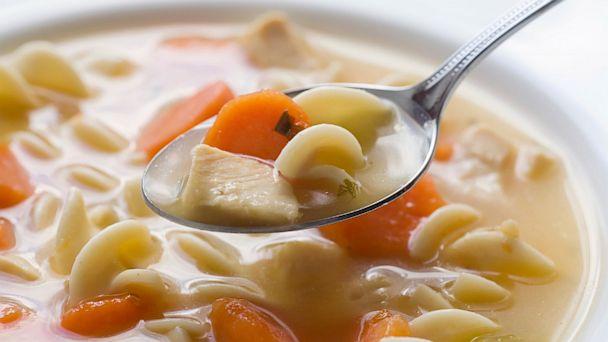 PHOTO: Chicken Noodle Soup