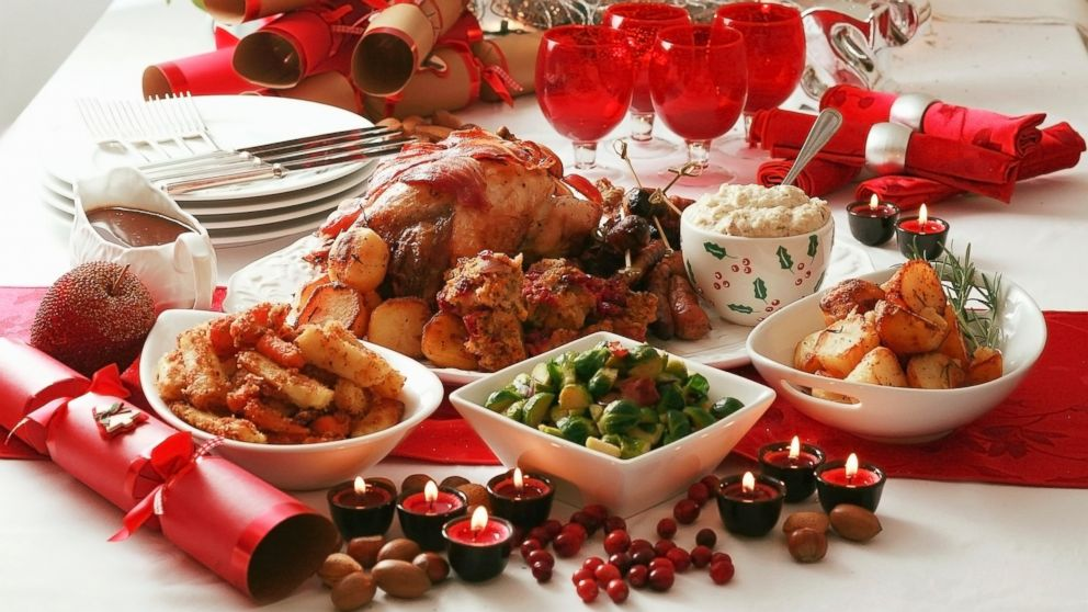 How Many Calories the Average American Eats on Christmas - ABC News