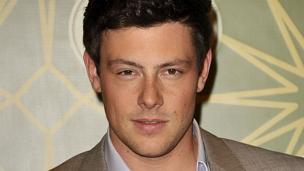 GTY cory monteith dm 130719 16x9 608 Should the Emmys Honor Cory Monteith With a Special Tribute?