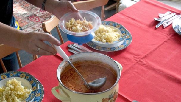 PHOTO: In Poland, most meals are cooked at home.