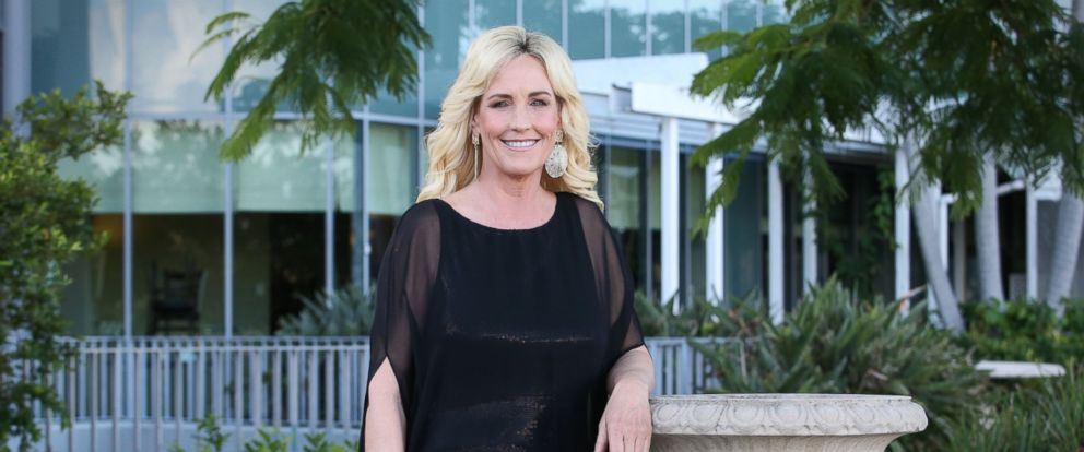 PHOTO: Erin Brockovich poses during a photo shoot at the Stamford Hotel, Feb. 17, 2015, in Brisbane, Australia.