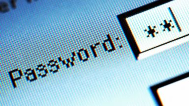 PHOTO: According to Microsoft, having a weak password may not be so bad after all.