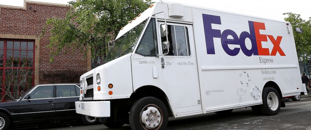 PHOTO: FedEx lost a package containing a womans tumor sample. It had been sent to a lab for further testing to help her decide whether to undergo chemotherapy.