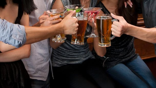 PHOTO: Common clues that youre drinking too much and what to do about it.