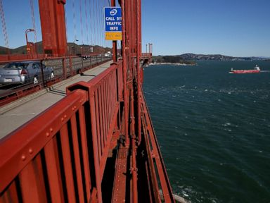 Golden Gate Bridge, Long a Suicide Magnet, May Get Safety Nets
