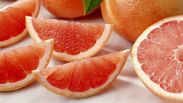 PHOTO: Grapefruit interferes with at least 85 common medictions.