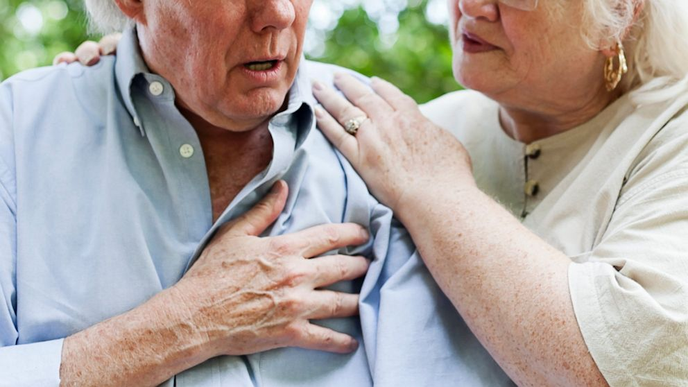 heart attack symptoms women shouldn't ignore - abc news, Skeleton