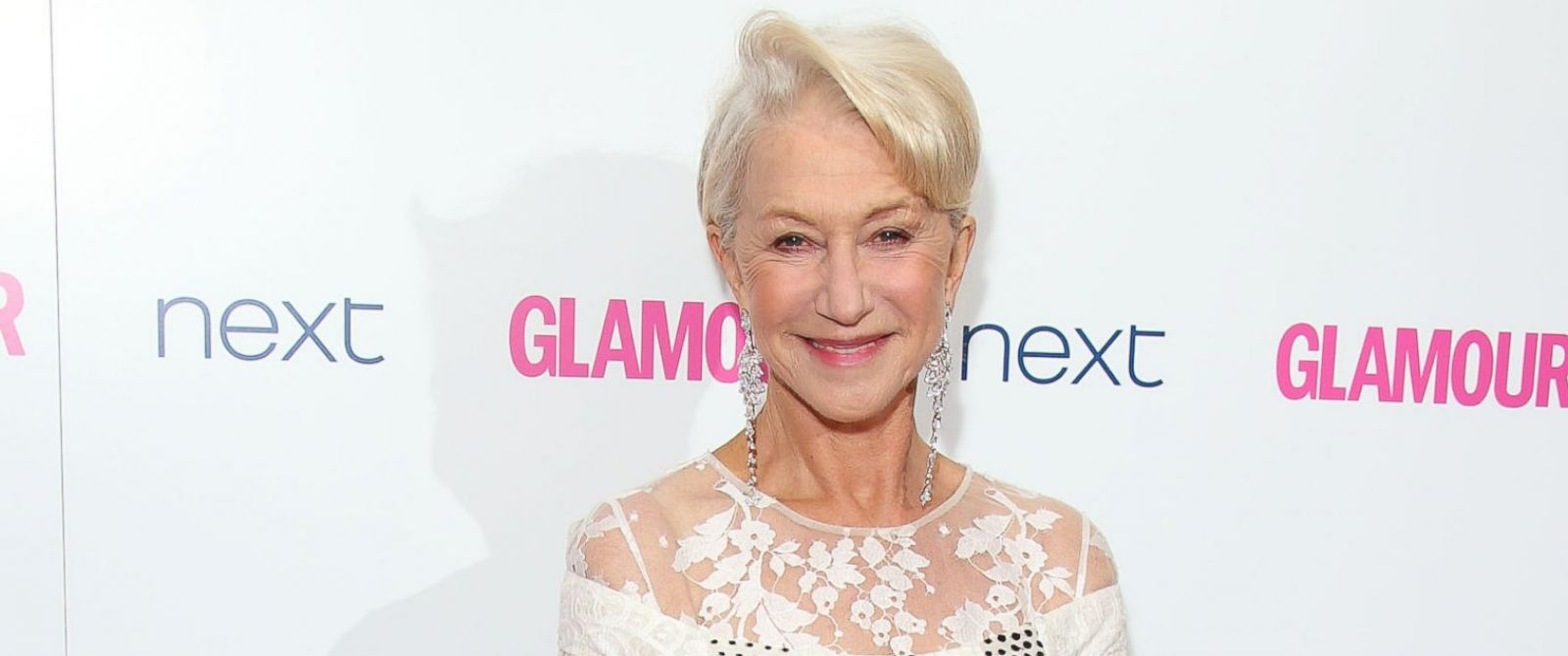PHOTO: Dame Helen Mirren attends the Glamour Women of the Year Awards at Berkeley Square Gardens on June 3, 2014 in London.