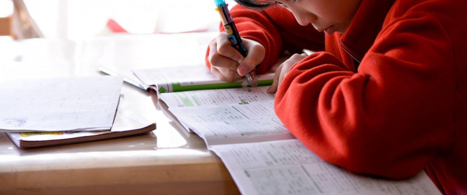 PHOOT: A Swedish town is mulling the idea of stopping homework for school children.