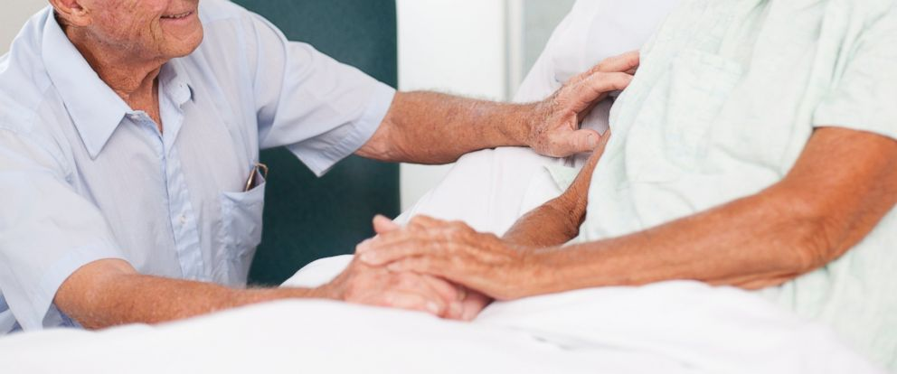 PHOTO: Researchers found married patients tended to do better than single or divorced patients after serious heart surgery.