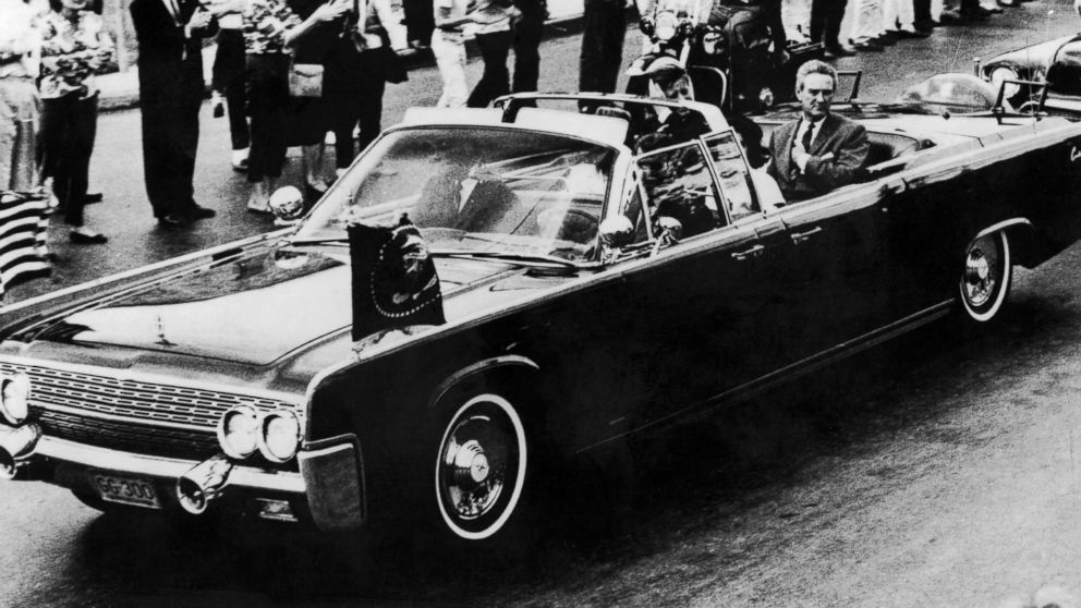 the top john f kennedy assassination conspiracy theories abc news