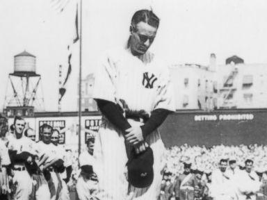 Lou Gehrig's 'Bad Break' Is Still Fatal Today