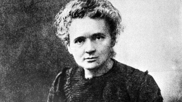 PHOTO: Marie Curie, a physicist and chemist famous for her work on radioactivity.