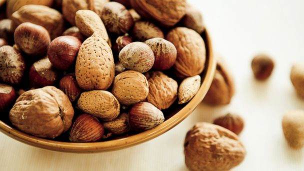 PHOTO: Nuts, while a healthy food, can wreak havoc on your diet.