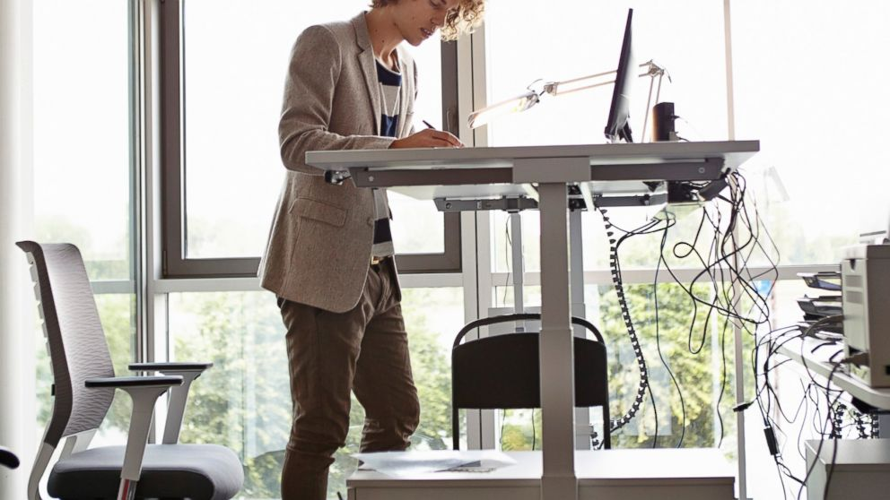 Health Benefit of Standing Desks Not Proven Medical Review Shows