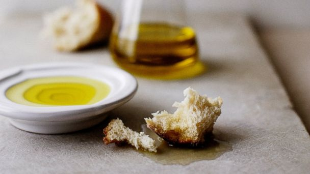 PHOTO: Olive oil may help improve your skin.