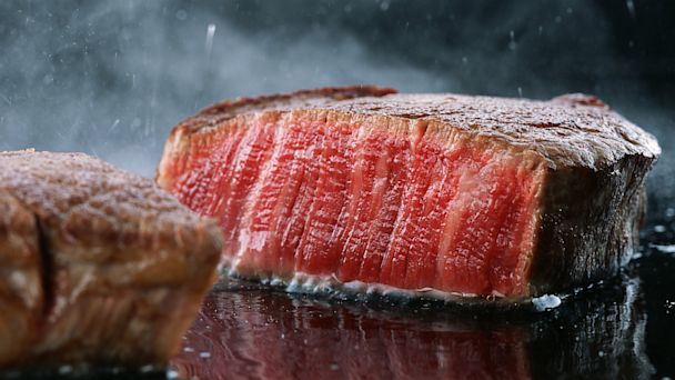 PHOTO: Steak is seen here.
