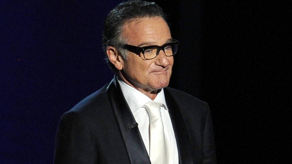 PHOTO: Robin Williams is pictured on Sept. 22, 2013 in Los Angeles.