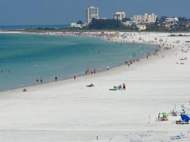Warm Water Sparks Flesh-Eating Disease Warning in Florida