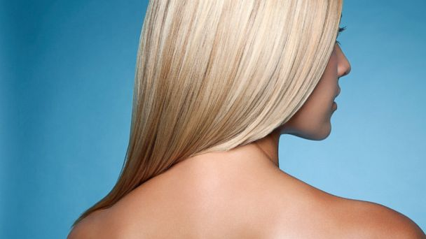 PHOTO: Eating food rich in protein, vitamin B and other nutrients can help make hair healthier.