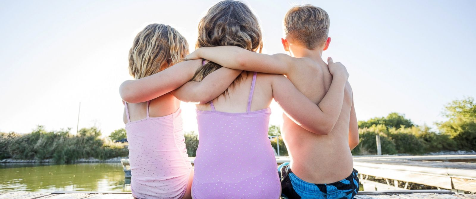 PHOTO: Researchers claim to have found a link between siblings and a healthier BMI