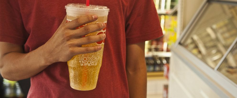 PHOTO: Beverage companies have pledged to reduce consumption by 20 percent over the next decade.