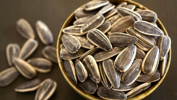 PHOTO: Sunflower seeds may help improve your skin.