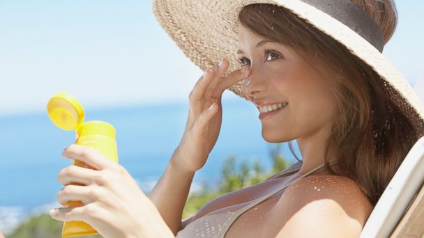 PHOTO: Protect yourself from skin cancer with these tips.
