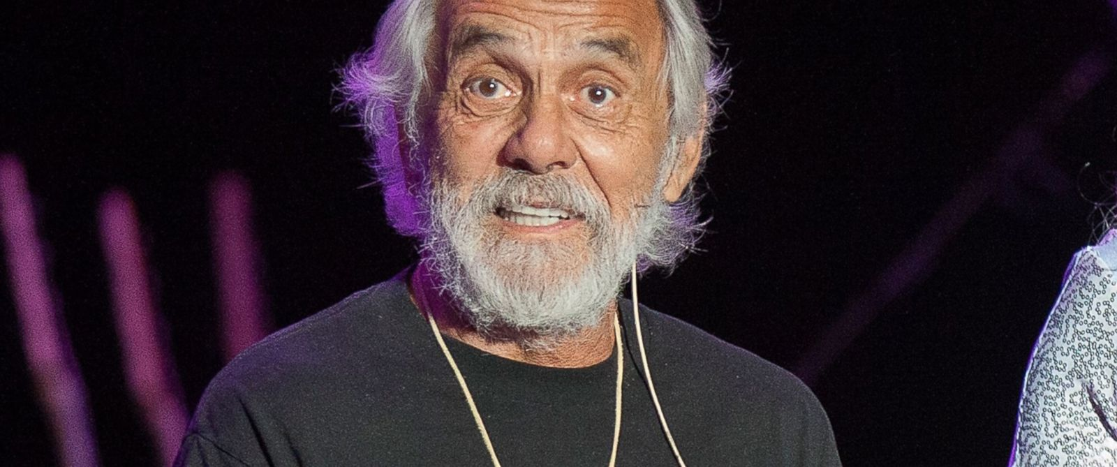 PHOTO: Tommy Chong is pictured on May 24, 2014 in Los Angeles.