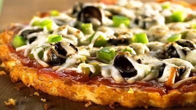 PHOTO:Veggie Pizza